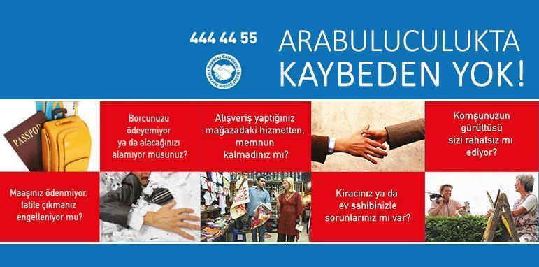 Beşiktaş Belediyesi arabuluculuk projesi